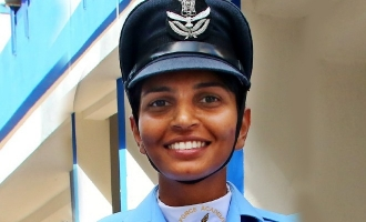 South India's first female pilot for fighter jets!