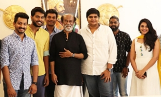 Mercury Team Met Superstar Rajinikanth