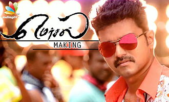 Mersal Making : Vijay's name in the Logo was a coincidence - Poster Designer gopi prasanna Interview