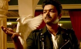 Peace bro! 'Mersal' teaser smashes the 10 million mark!
