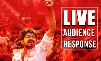 'Mersal' Live Audience Response
