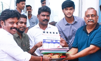 Million Dollar Movies 'Production No 2' Movie Pooja