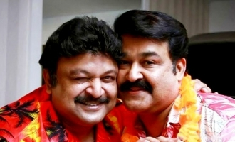 Mohan Lal and Prabhu team up after 22 years