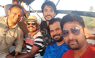 Mr Chandramouli team in Thailand for a song shoot