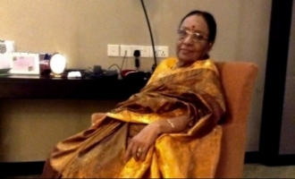 Veteran Payback singer MS Rajeswari no more