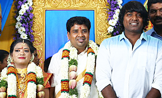 Director Nalan Kumarasamy - Saranya Wedding