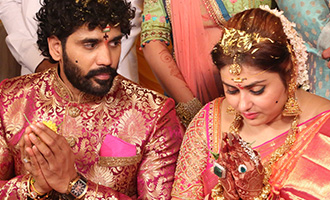 Namitha Veer Wedding Gallery