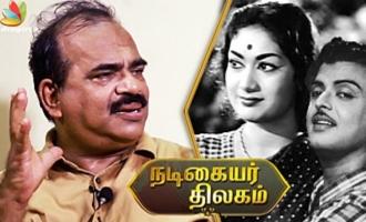 Savithri could have been saved by Gemini Ganesan : Nanjil Sampath Interview