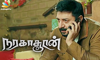 Naragasooran Teaser : Don't judge the movie by the look