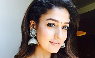 Nayanthara with two Indian megastars for the first time in career