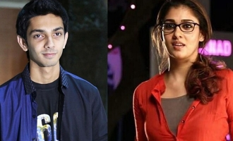 Anirudh's exciting updates about Nayanthara's next