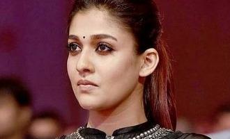 Nayanthara's 'Imaikka Nodigal' – Important Update