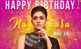 Happy Birthday Nayanthara