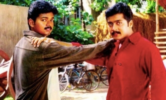 This is Enormous!  Vijay and Suriya to clash politically