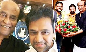 Rajinikanth appreciates Arjun's Nibunan trailer