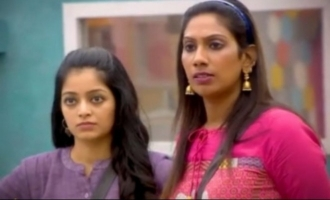 Balaji-Nithya bring up the first fight in Bigg Boss 2