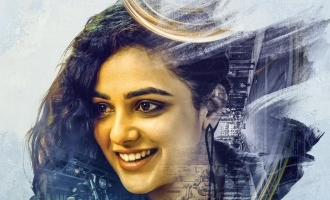 Nithya Menon takes on a highly controversial role after 'Mersal'