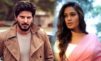 Nivetha Pethuraj to romance Dulquer Salmaan in his new Tamil flick