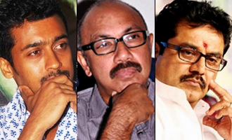 Non bailable arrest warrant against Suriya, Sathyaraj, Sarathkumar and five others