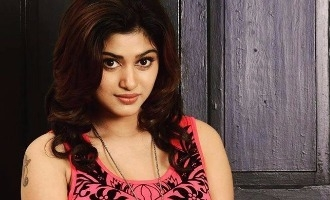 Oviya once again proves rumors wrong