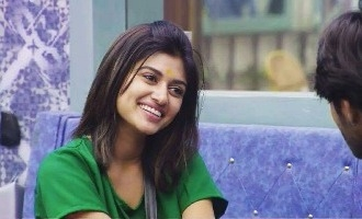 Oviya open declaration of who she loves
