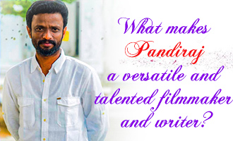 What makes Pandiraj a versatile and talented filmmaker and writer?