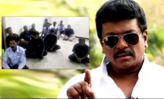 Parthiepan's raging condemnation of men who raped Chennai minor girl