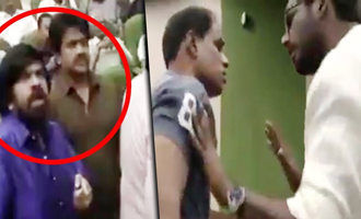 VIRAL : Vishal's team attacked in Producer Council meeting
