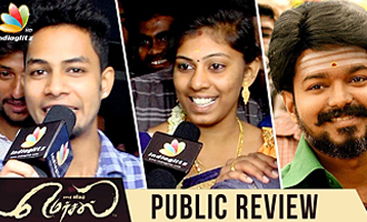 Mersal Public Review & Reaction