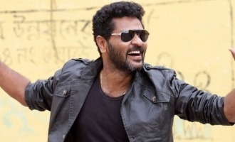 Prabhu Deva meets India's leading boxer