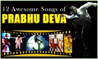 12 Awesome Songs of Prabhu Deva