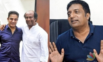 Prakash Raj wants this from Rajini, Kamal and Vishal