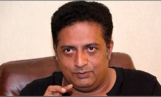 Cow urine sprinkled to 'cleanse' premises after Prakash Raj's speech