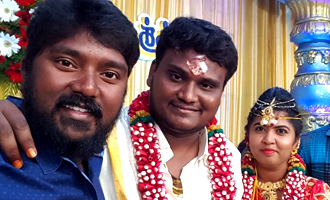 Director Prasanth  enters marriage with Sangeetha