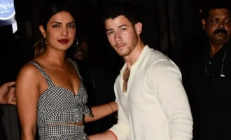Priyanka Chopra brings boy friend Nick Jonas to India - Engagement?
