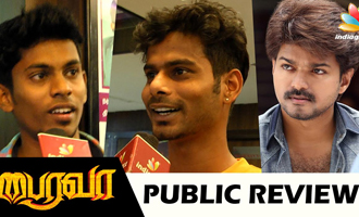 Hit or Flop : Watch 'Bairavaa' Public Review