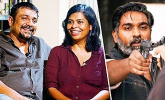 Vijay Sethupathi has 3 GETUPS in Vikram Vedha : Director Pushkar Gayathri Interview
