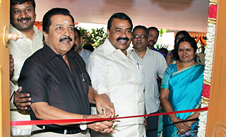 Sivakumar Launches 'Patti Veedu' Hotel