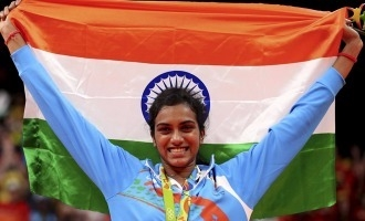 Sindhu nominated for Padma Bhushan