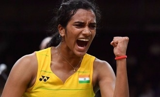 PV Sindhu climbs to 2nd rank