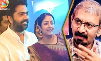Why Simbu over Suriya for Kaatrin Mozhi? : Radha Mohan Explains