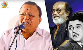 Radha Ravi on Rajinikanth's Political Entry