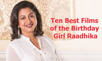 The Best Films of the Birthday Girl Raadhika