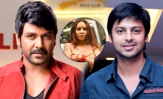 Lawrence-Srikanth react to Sri Reddy's sex allegations