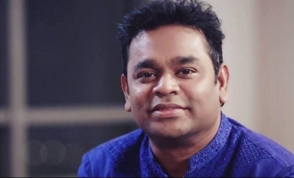 AR Rahman honoured with an important government responsibility
