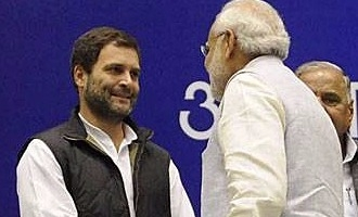 Rahul elected as Congress president; PM greets him for a 'happy' tenure