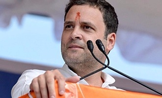Modi and BJP lost faith of the people in three-and-a-half years: Rahul Gandhi
