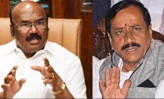 Minister Jayakumar condemns H. Raja's remarks against Kanimozhi
