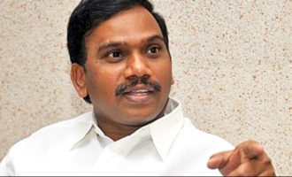 2G scam was an illusion created by Vinod Rai to destroy Congress: Raja
