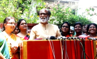 Rajinikanth's blasting statement on Karnataka post-election drama